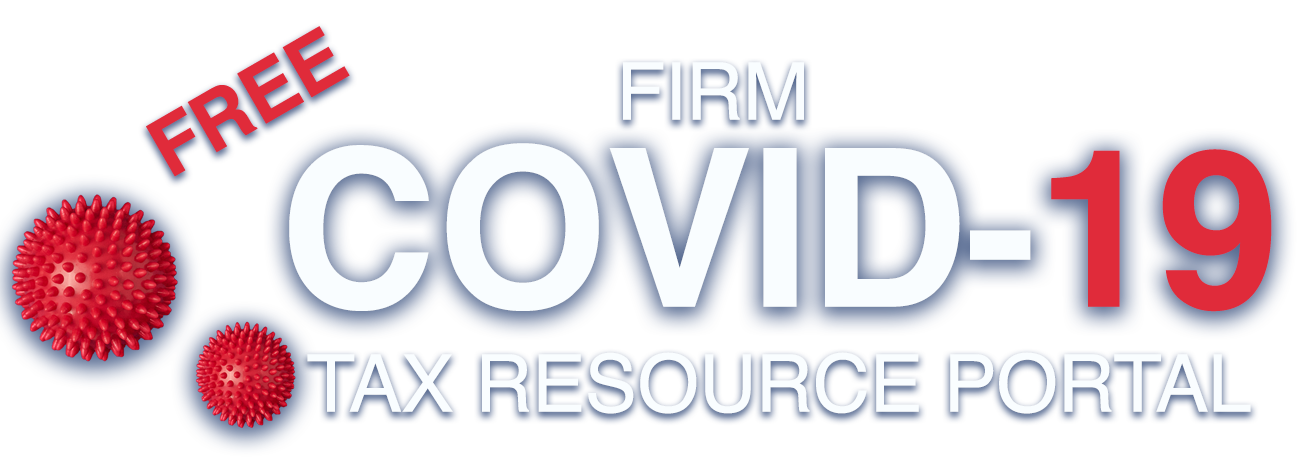COVID-19 Tax Resource Center